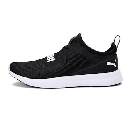 Troy MU Running Shoe, Puma Black-Puma White, small-IND