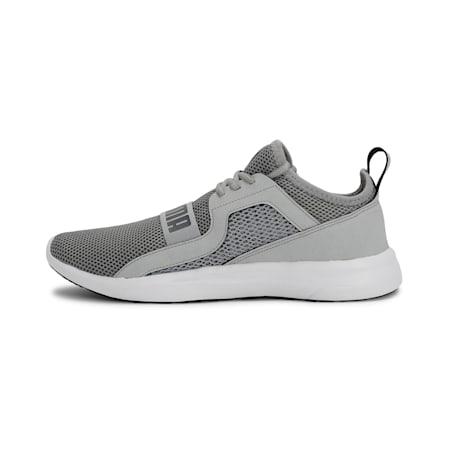Troy MU Running Shoe, Quarry-Puma Black, small-IND