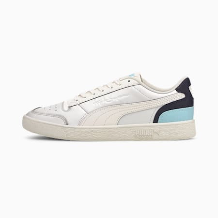 Ralph Sampson Lo Tones Men's Sneakers, WhisprWht-Peacoat-Aquamarine, small