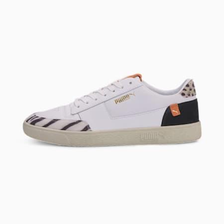 Ralph Sampson MC Wildcats Sneakers, Puma Wht-Puma Blk-Whispr Wht, small