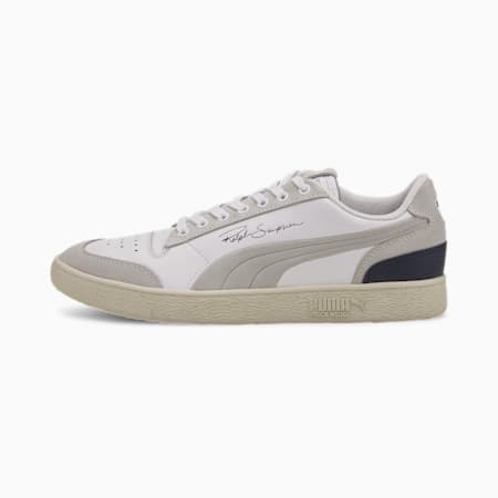 Ralph Sampson Lo PRM Men's Sneakers, Puma Wht-Peacoat-Whisper Wht, small