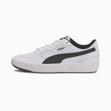 Sky LX Lo Men's Sneakers, Puma White-Puma Black, small