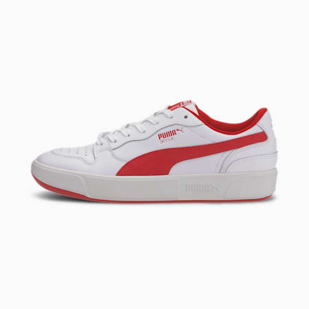 Sky LX Lo Men's Sneakers, Puma White-High Risk Red, small