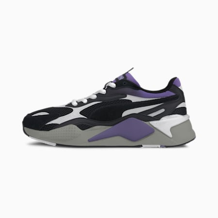 RS-X Neo Fade Shoes, Puma Black-Ultra Violet, small-IND