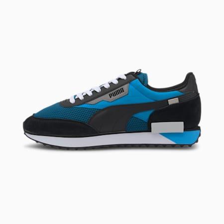 Future Rider Galaxy Sneaker, Digi-blue-Dresden Blue, small