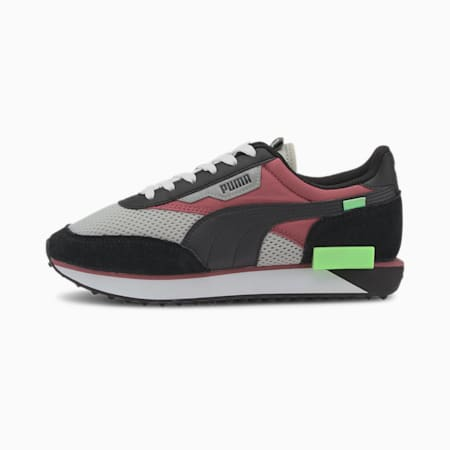 Zapatillas Future Rider Galaxy, Gray Violet-Rose Wine, small