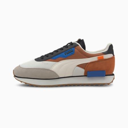 Future Rider New Tones IMEVA Shoes, Vaporous Gray-Auburn, small-IND