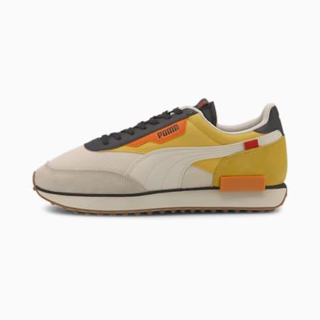 Future Rider New Tones IMEVA Shoes, Whisper White-Super Lemon, small-IND