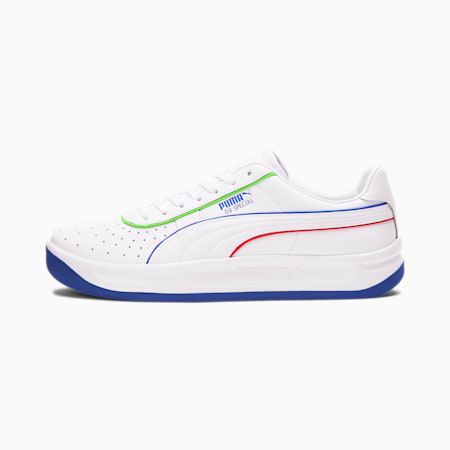 GV Special Tailored for Sport Sneakers, White-DaBlue-HRisk Red, small