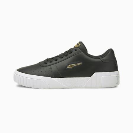 Cali Twist Damen Sneaker, Puma Black-Puma White, small