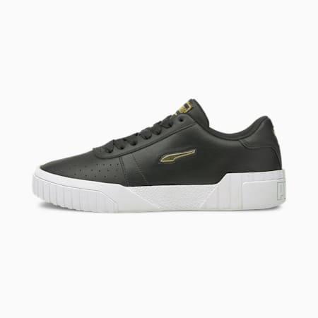 Cali Twist Women's Trainers, Puma Black-Puma White, small