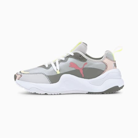 Rise Extravaganza Women's Trainers, Gray Violet-Ultra Gray, small