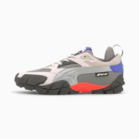 PUMA x ATTEMPT Centaur Trainers, Steel Gray-Puma Silver, small