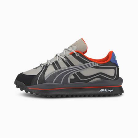 PUMA x ATTEMPT Style Rider Sneaker, Puma Black, small