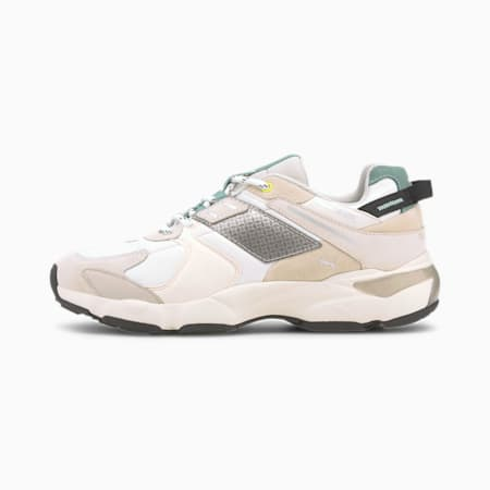 PUMA x HELLY HANSEN LQDCELL Extol Trainers, Glacier Gray-Whisper White, small