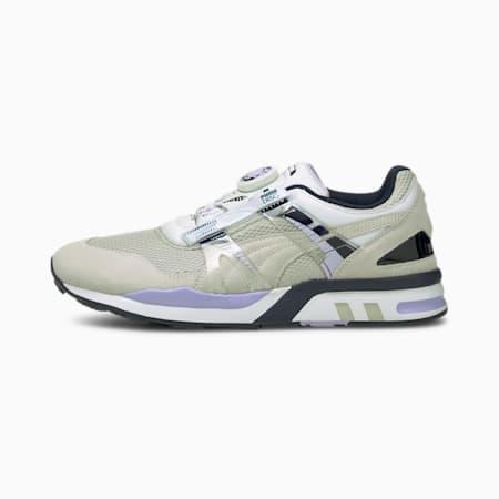 Zapatos deportivos XS 7000 Vintagepara hombre, Puma White-Gray Violet, pequeño