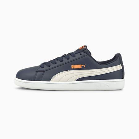 Zapatos deportivos PUMA UP JR, Peacoat-Nimbus Cloud-Vibrant Orange-Puma White, pequeño