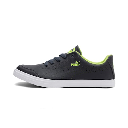Court Maze Vulc SL V4 IDP Sneakers, Asphalt-Limepunch, small-IND