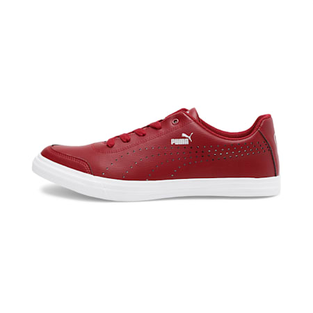 Court Maze Vulc SL V4 IDP Sneakers, Rhubarb-Silver, small-IND