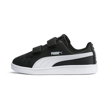 Zapatos PUMA UP V para niño pequeño, Puma Black-Puma White, pequeño