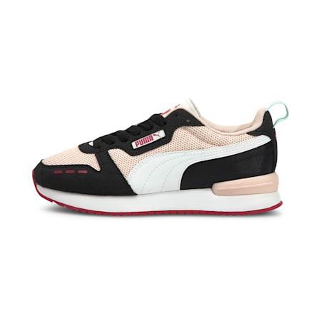 R78 Youth Sneaker, Lotus-Puma White-Puma Black, small