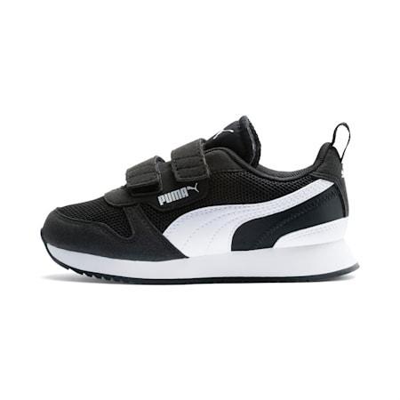 Dziecięce buty sportowe R78, Puma Black-Puma White, small