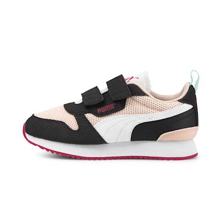 Basket R78 Kids, Lotus-Puma White-Puma Black, small
