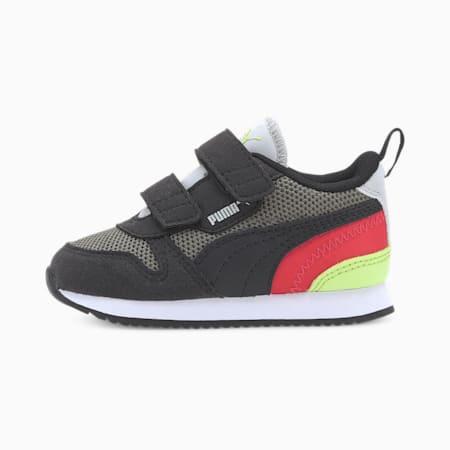 PUMA R78 Toddler Shoes, Ultra Gray-Puma Black, small