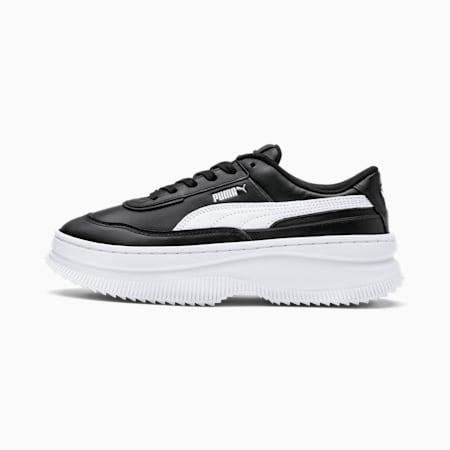 데바 L 여성용/Deva L Wn's, Puma Black-Puma White, small-KOR