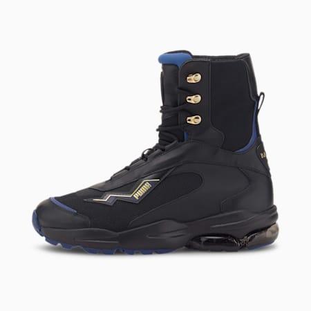 PUMA x BALMAIN x CARA DELEVINGNE Cell Stellar Sneaker, Puma Black, small