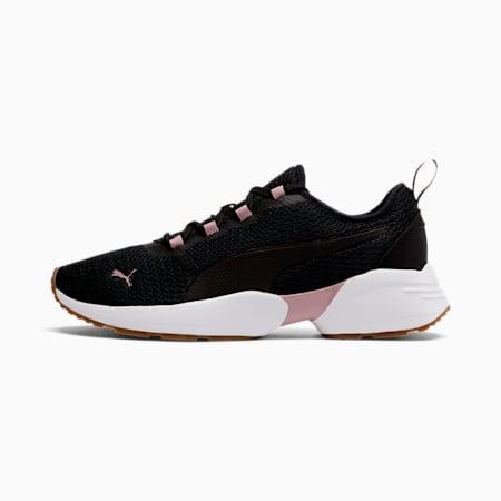 Sirena Sport Fresh Women's Training Shoes, Black-Black-Elderberry, small