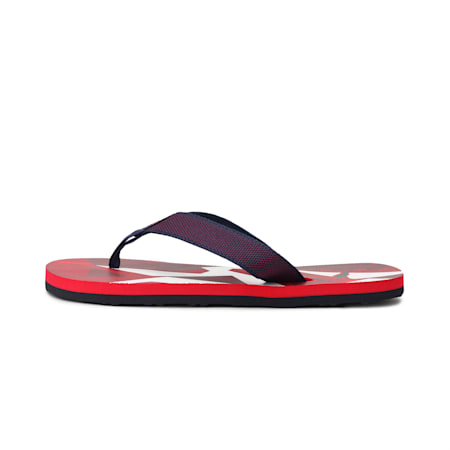 James IDP Sandals, High Risk Red-Peacoat-White, small-IND