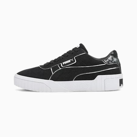 Cali Wabi-Sabi Women's Sneakers, Puma Black-Puma White, small