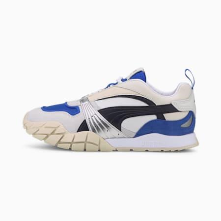 카이론 다크우드 우먼스/Kyron Awakening Wn's, Puma White-Dazzling Blue, small-KOR
