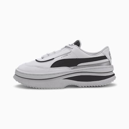 DEVA Mono Pop Women's Sneakers, Puma White-Puma Black, small