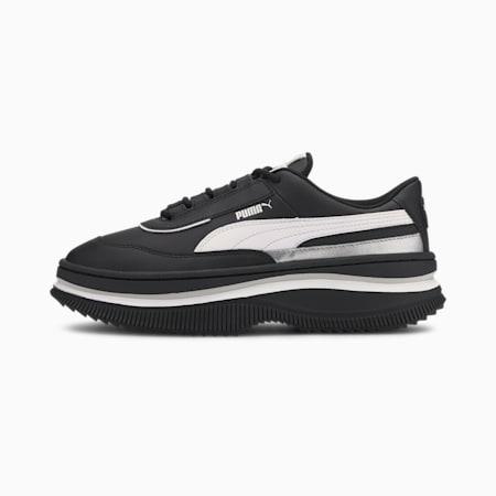 DEVA Mono Pop Women's Sneakers, Puma Black-Puma White, small