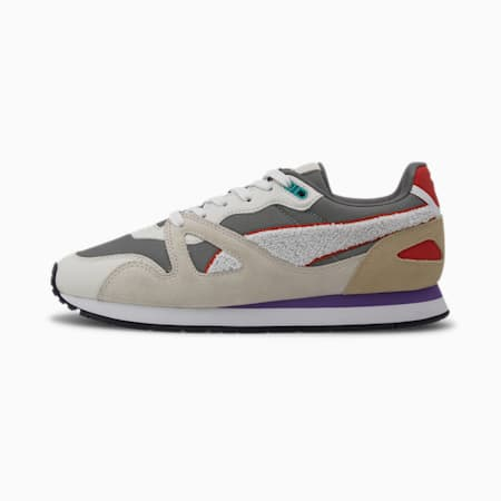 Mirage Heritage Women's Sneakers, Ultra Gray-Vaporous Gray, small-IND