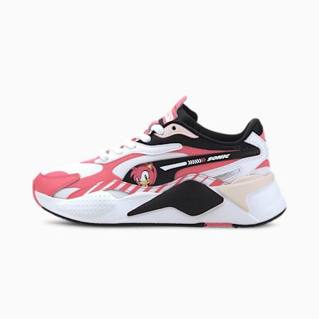 Młodzieżowe buty sportowe PUMAxSEGA RS-X³ Sonic, Bubblegum-Rosewater, small