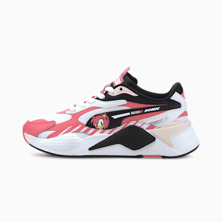 PUMA x SEGA RS-X³ Sonic Youth Sneaker, Bubblegum-Rosewater, small