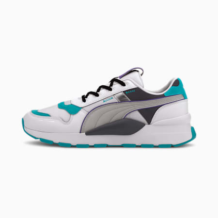 RS 2.0 Future Trainers, Puma White-Viridian Green, small-GBR