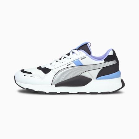 RS 2.0 Future Shoes, Black-Elektro Purple-Silver, small-IND
