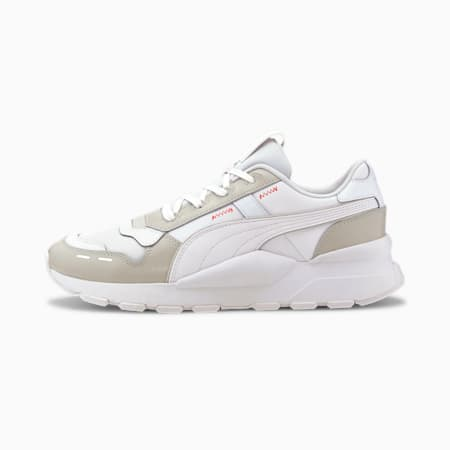 RS 2.0 Unisex Base Trainers, Vaporous Gray-Puma White, small-IND