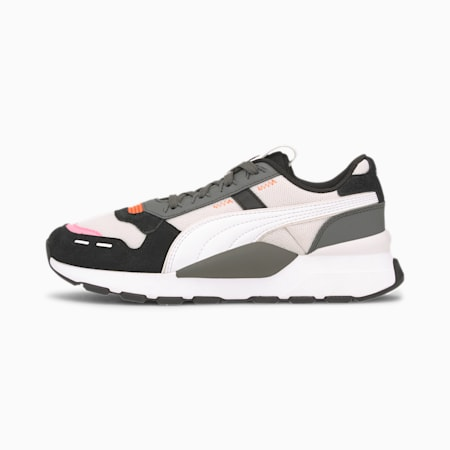RS 2.0 Winterised Trainers, Puma Black-Vaporous Gray, small