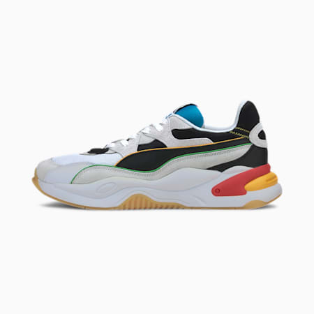 RS-2K The Unity Collection Trainers, Puma White-Puma Black, small