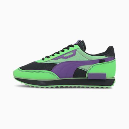 Future Rider Future Mutants Men's Sneakers, Elektro Green-Puma Black, small