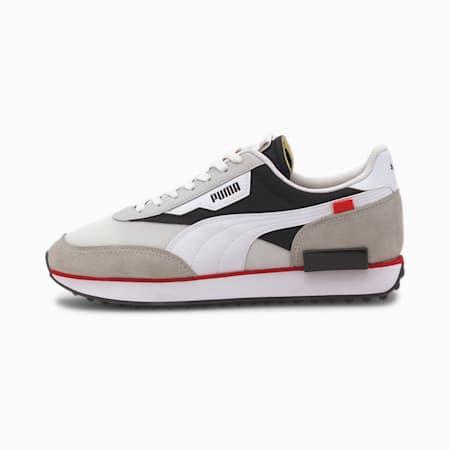 Future Rider Sneaker, Puma White-Puma Black, small
