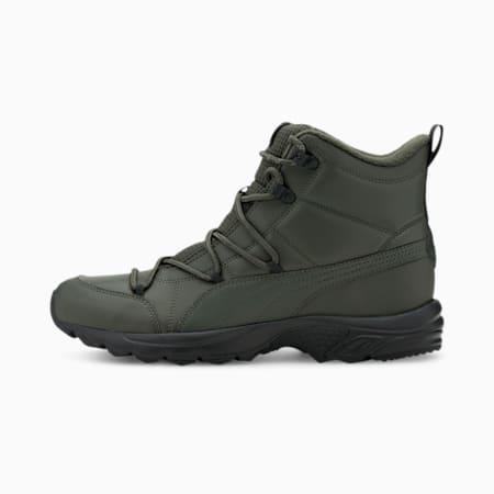 Basket Axis Trail Boot WTR, Thyme-Thyme-Puma Black, small