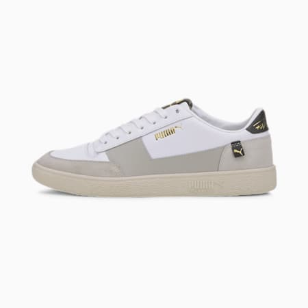 Ralph Sampson MC Trainers, P Wht-Gry Violet-Wispr Wht, small