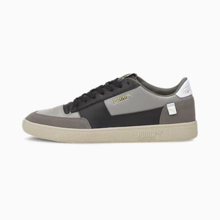 Zapatos deportivos Ralph Sampson MC, Gray Violet-PBlk-Whispr Wht, pequeño