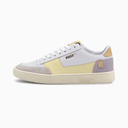 Ralph Sampson MC Sneakers, P Wht-PastelYelow-Whispr Wht, small